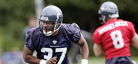 Seattle may not be the same team is was in 2005 when it featured the NFL's No. 2-ranked offense and went to the Super Bowl. But running back Shaun Alexander, left, and quarterback Matt Hasselbeck are still the two featured players, which gives the team a chance for a fourth straight division crown.