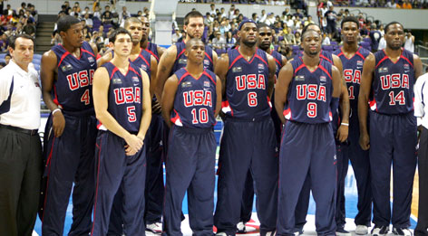 Team USA will be participating in the Americas championship in Las Vegas from August 22  September 2.