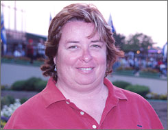 Linda Toscano will attempt to become the first female trainer to win the $1 million Meadowlands Pace on Saturday. Toscano, a breast cancer survivor, has more than 800 victories and has earned more than $13 million in purse earnings. She will try to add to her winnings with 3-year-old Kenneth J.