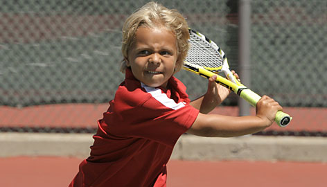 Five-year-old tennis phenom Jan Kristian Silva lives and trains at a tennis academy in France with all of his family's expenses paid. Patrick Mouratoglou, the owner of the academy, is spending an estimated $140,000 a year on the Silvas in hopes that Jan becomes a star.