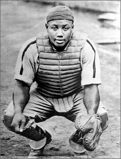 Josh Gibson is considered one of the greatest power hitters of all time, but he never got to play integrated games.
