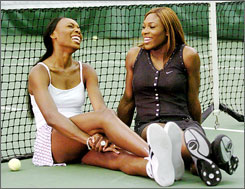 Earlier this decade, the Williams sisters were viewed as dominant and unbeatable. Each of them has a Grand Slam title this year, and with the U.S. Open still to come, they are out to prove that their reign is far from over.