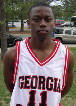 Ranked 27th among the nation's point guards by Rivals.com, Andre Young, from Deerfield Windsor in Albany, Ga., says he'll play for Clemson.