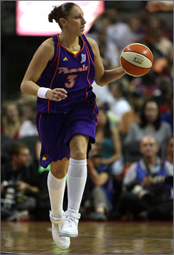 Phoenix will need more production on Saturday than it got  in Game 1 from star Diana Taurasi, who scored just 10 points. She had been averaging 20 per game in the playoffs.