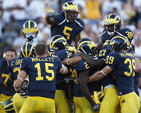 Michigan Football team