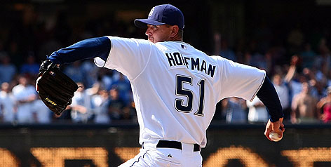 """Weird things are happening,"" says Padres super closer Trevor Hoffman. ""If you try to figure it all out, it'll drive you crazy,"" he says. ""All I know is that if you keep on winning, you should be in good shape. I think."""