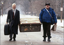 Let's hope your holiday travel plans  and survivor pool picks  don't turn into crazy misadventures a la Planes, Trains & Automobiles.