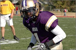 Cornerback Maurice Gray is the nation's No. 16 junior college player according to rivals.com and has narrowed his college choices down to Kansas and Oklahoma State.