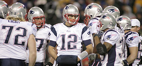 The New England Patriots have averaged 39.1 points per game through their 12-0 start, a pace that would break the league record of 38.8 set by the 1950 L.A. Rams. Pittsburgh's top-ranked defense gets a shot at New England this Sunday.