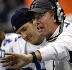 The Dallas offense has been so impressive under new offensive coordinator Jason Garrett that despite less than three years of NFL coaching experience, the ex-Cowboy could land a head coaching job next year.