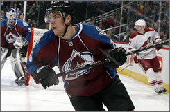 Paul Stastny is leading the Colorado Avalanche in scoring and will be their lone representative at the Jan. 27 All-Star Game.