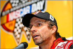 Kyle Petty's team will operate out of a new Mooresville, N.C., shop this season. The family business moved after 60 years at its original location.
