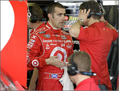 Dario Franchitti tested the stock-car waters last season, but will jump in with both feet this year in a full-time Sprint Cup campaign.