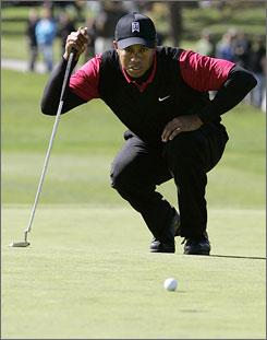 Tiger Woods tied Arnold Palmer on the PGA Tour list for most career tournament victories with 62 after taking care of business at Torrey Pines this weekend.