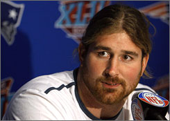 Matt Light has started 95 of the Patriots' 97 games during his seven-year career. Light has earned two Pro Bowl invitations and has three Super Bowl rings.