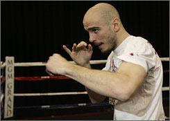 Kelly Pavlik defeated Jermain Taylor in September. They will fight Saturday in a non-title bout in Las Vegas.