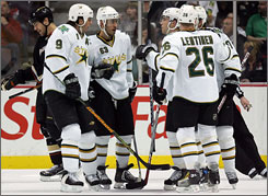 The Dallas Stars' strong play since the All-Star Game propelled them into the No. 2 spot in USA TODAY's Power Rankings.