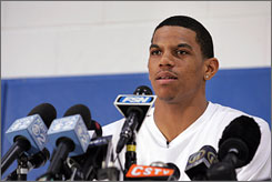 Terrelle Pryor announced on Feb. 6 that he was delaying his decision on which college he would attend and play football.