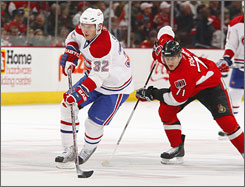 Mark Streit, fifth on the NHL's defenseman scoring list, was drafted 262nd overall in 2004 by the Montreal Canadiens.