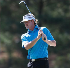Brandt Snedeker showed his skill and his emotions while finishing third at The Masters.