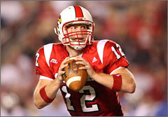 Louisville's Brian Brohm may be a first-round selection.