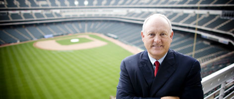 At 61, Nolan Ryan would like to add fixing the ailing Rangers to his pitching and business successes.