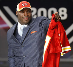 With Glenn Dorsey in the fold, the Chiefs will try to point their franchise in a new direction this fall.