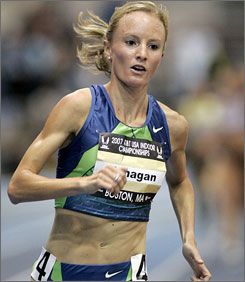 Shalane Flanagan impressed enough in her 10,000-meter debut on Sunday that she snagged USA TODAY's Olympic Athlete of the Week award.