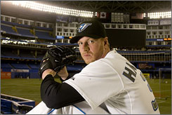 Blue Jays ace Roy Halladay pitched four consecutive complete games earlier this season. Last year, he had seven during the season.