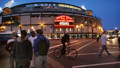 "Wrigley Field is 94 years old and will need renovation no matter who ends up buying the ballpark from Tribune Co. ""It's quaint, it's charming, there are great views. . (But) if you want to buy food or go to the bathroom, it's a dump,"" says University of Chicago professor Allen R. Sanderson."