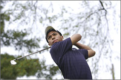 "Jerrell Parrish is regarded as one of the nation's top junior golfers. ""We're 99% sure that Jerrell will be the first African-American to compete in the Euro Cup,"" says Mark Plevyak, an International Junior Golf Tour (IJGT) tournament director."
