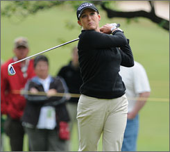 Cristie Kerr won the 2007 U.S. Women's Open. She looks to defend her title this weekend at Interlachen Country Club in Edina, Minn.