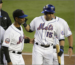 Under new manager Jerry Manuel, left, Mets outfielder Carlos Beltran could be a more valuable fantasy player  especially if he follows Manuel's advice and looks to steal more bases.