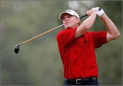 "Steve Stricker has no problem with the PGA Tour's new drug testing policy but Rocco Mediate called it ""the biggest joke in the history of the world""."