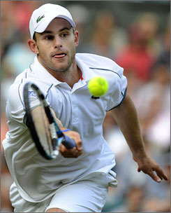 Andy Roddick may have made an early exit from Wimbledon on June 26, but he will be one of many tennis stars to try his hand at team-oriented competition playing for World TeamTennis.