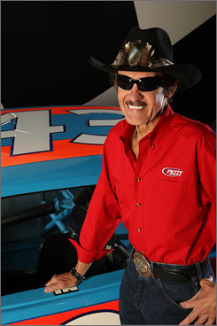 The 50th anniversary of legendary driver Richard Petty's first Cup race comes this Saturday. The racing icon won 200 races in his career, a record for most victories.