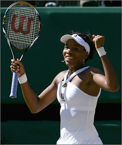 Venus Williams will return as a headliner for the U.S. in Beijing, after winning a gold medal in the singles and doubles competitions in 2004.