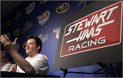 Tony Stewart will bring 10 years of racing experience with him as he becomes co-owner of newly named Stewart Haas Racing.