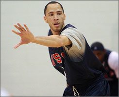 Tayshaun Prince will likely be asked by U.S. men's coach Mike Krzyzewski to contribute more than just points in the Summer Games.