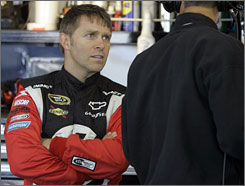 Scott Riggs, currently in his fifth year in NASCAR's top series, hasn't had a top-five finish since August 2006.