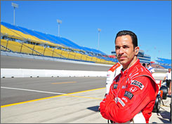 Helio Castroneves hasn't registered a victory in his last 21 races, but he is still second in the IRL standings, and only 63 points behind Scott Dixon.