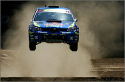 Rally racing is the most recent motor sport to be added to the ESPN Summer X Games.