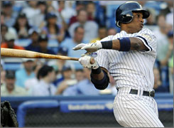 Yankees second baseman Robinson Cano was batting as low as .234 during May of 2007, but finished the season at a tidy .306. Could another second-half surge be in store?