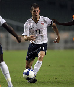 Fortunately for the U.S., Chicago Fire forward Brian McBride is one of three over-age stars on the roster for Beijing. However, several other countries are struggling to get their best players to compete in the Olympics.