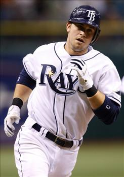 "Tampa Bay Rays third baseman Evan Longoria is ""going to be a force for a long time,"" manager Joe Maddon said."