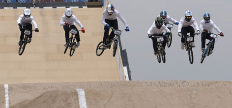 NBC helped push BMX's inclusion in the Beijing Olympics in an attempt to catch some of the excitement snowboarding has brought to the Winter Games.