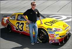 Prior to the NASCAR Sprint Cup Series Sharpie 500 at Bristol (Tenn.) Motor Speedway, Richard Childress Racing announced Clint Bowyer will drive the No. 33 Cheerios Chevrolet in the 2009 season.
