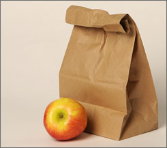 "Bonnie Taub-Dix, a New York nutritionist, said it's important to ask your kids what they want in their sack lunches. ""You can even have a taste test at home,"" she said."