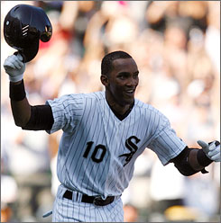 Alexei Ramirez, fantasy baseball
