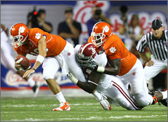 After falling flat against Alabama, Clemson needs a win to start its bid for the ACC title.